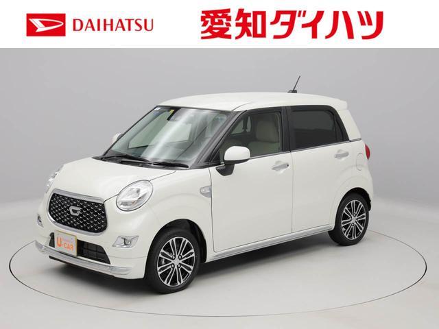 ダイハツ キャスト スタイルG VS SAIII 走行6キロ 禁煙車