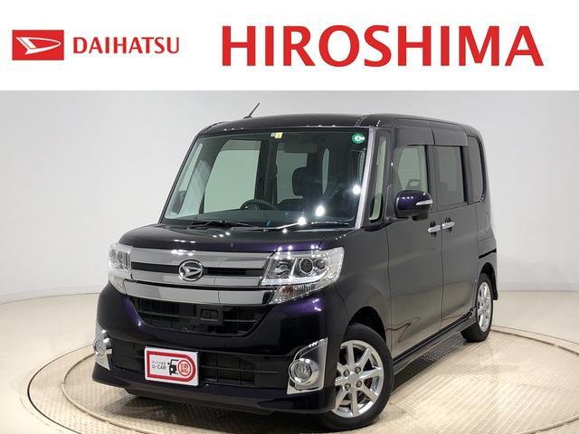 ダイハツ カスタムX SA ナビゲーション Bモニタ- ETC車載器