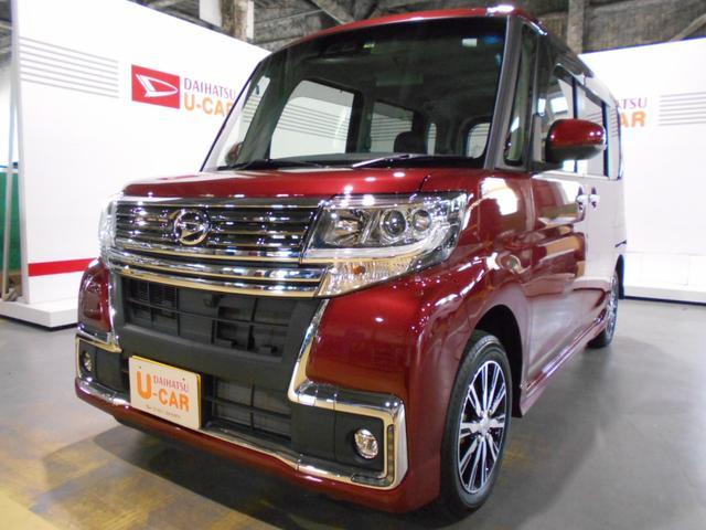 ダイハツ カスタムX トップエディションリミテッドSAIII★4WD車