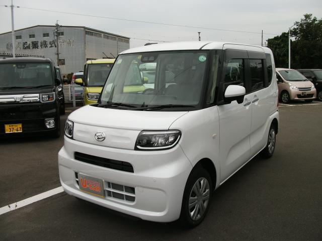 ダイハツ タント L 4WD 9インチナビ・バックカメラ