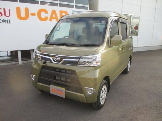 ダイハツ デッキバンG SAIII 2WD AT車