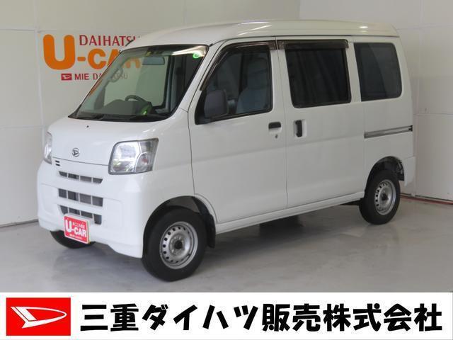 ダイハツ ハイゼットカーゴ スペシャル 4WD AT車 FM/AMチューナ-