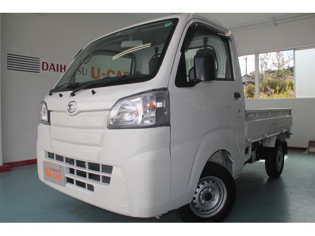 ダイハツ ハイゼットトラック スタンダード 2WD 5MT 手引き式パーキングブレーキ
