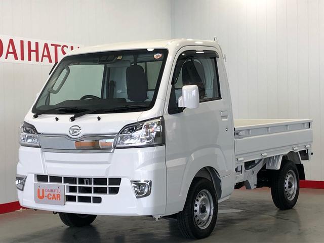 ダイハツ ハイゼットトラック エクストラSAIIIt 4WD LEDヘッドランプ