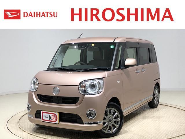 ダイハツ Gメイクアップ SAIII 電動スライドドア ワンオーナー車