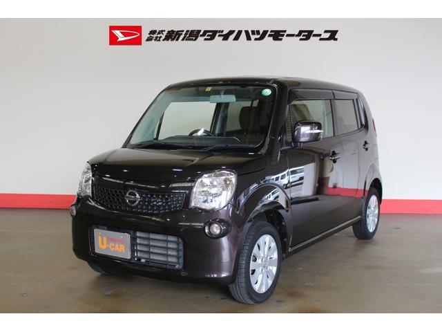 日産 X FOUR 4WD スマートキー ナビ付