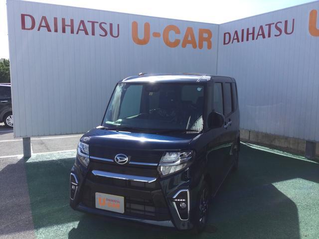 沖縄県浦添市の中古車ならタント カスタムXセレクション
