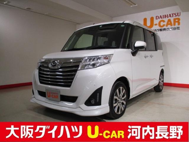 ダイハツ カスタムG ターボ SAIII/元試乗車/両側電動スライド/