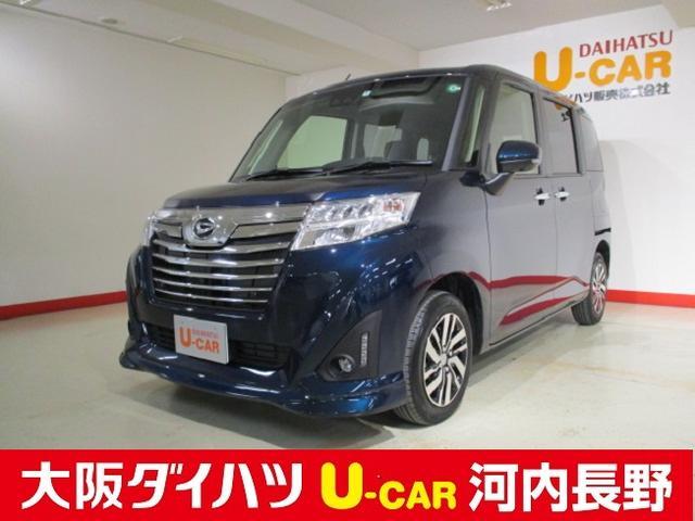 ダイハツ カスタムG リミテッドII SAIII/パノラマモニター/