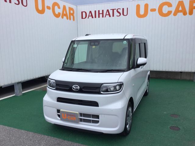 沖縄の中古車 ダイハツ タント 車両価格 147万円 リ済別 2020(令和2)年 0.3万km シャイニングホワイトパール