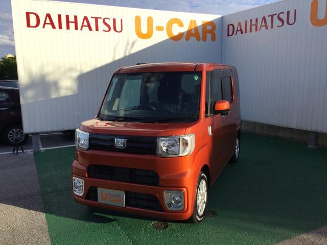 沖縄の中古車 ダイハツ ウェイク 車両価格 158万円 リ済別 2020(令和2)年 9km トニコオレンジM