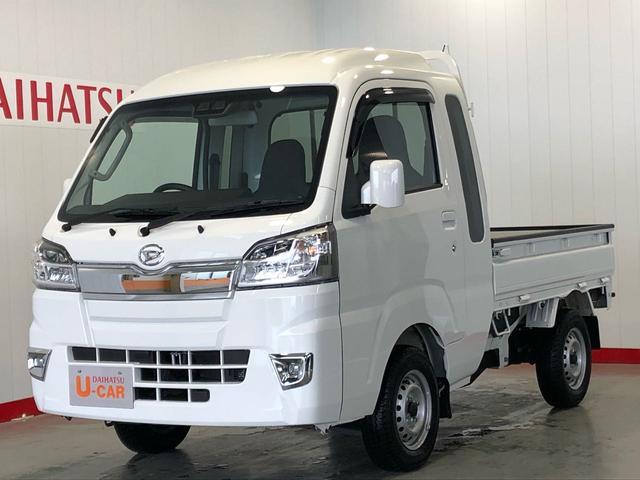 ダイハツ ハイゼットトラック ジャンボSAIIIt 4WD ナビ付