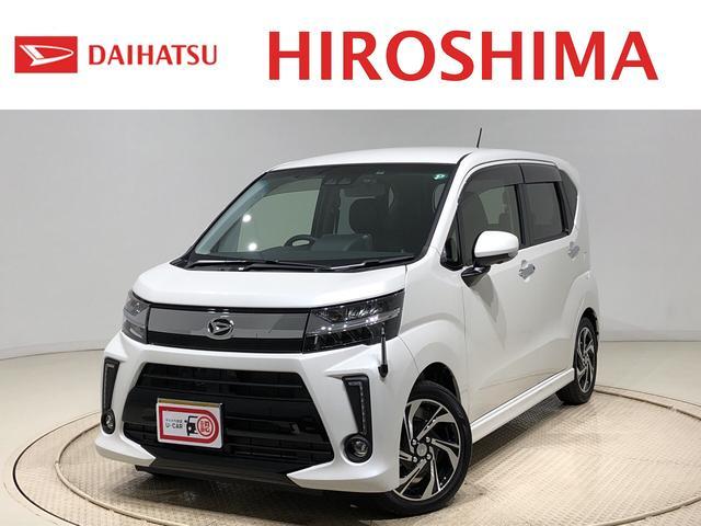ダイハツ カスタム RS ハイパーリミテッドSAIII ナビ ETC