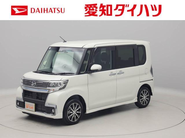 ダイハツ カスタムX トップエディションVS SAIII ナビ・ETC