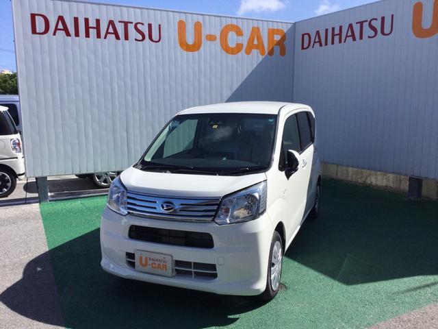 沖縄の中古車 ダイハツ ムーヴ 車両価格 119万円 リ済別 2020(令和2)年 5km ホワイト