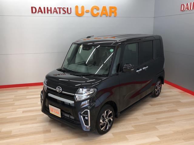 ダイハツ カスタムXセレクション/4WD/オーディオレス車