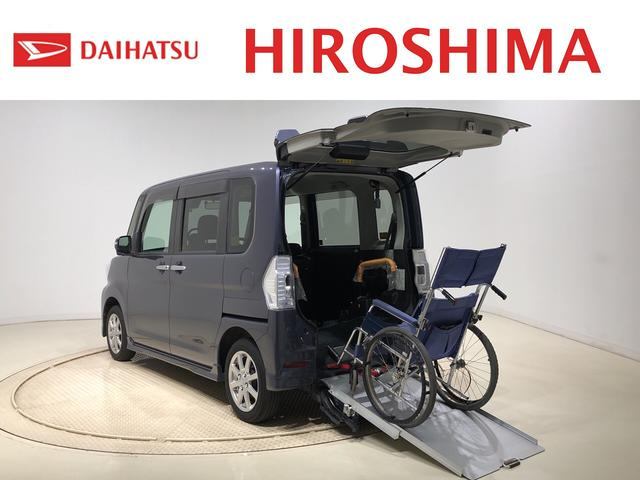 ダイハツ カスタム スローパーXSAIIリヤシートツキシヨウ 福祉車両
