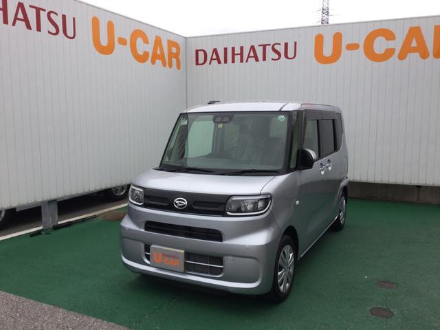 沖縄の中古車 ダイハツ タント 車両価格 150万円 リ済別 2020(令和2)年 0.2万km ブライトシルバーM