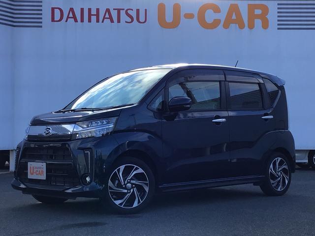 ダイハツ カスタム RS ハイパーSAIII/ターボ/ナビ/Bカメラ