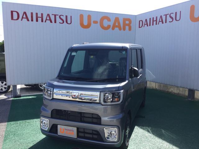 沖縄県の中古車ならウェイク GターボリミテッドSAIII