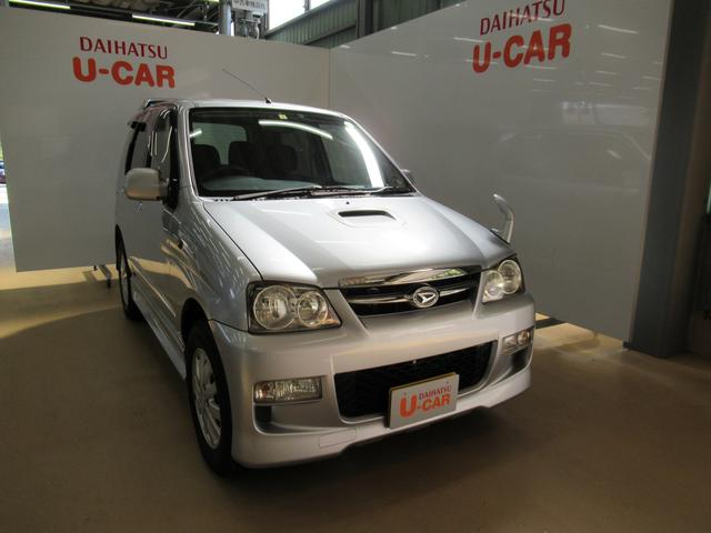 ダイハツ カスタムL 4WD 5MT キーレス