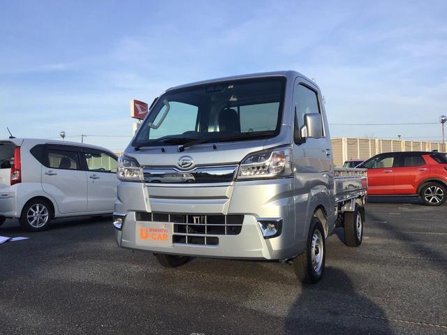 ダイハツ エクストラSAIIIt 4WD 5速マニュアル エアコン付き
