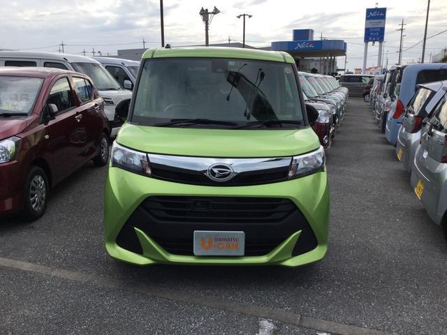 沖縄県豊見城市の中古車ならトール X SAII