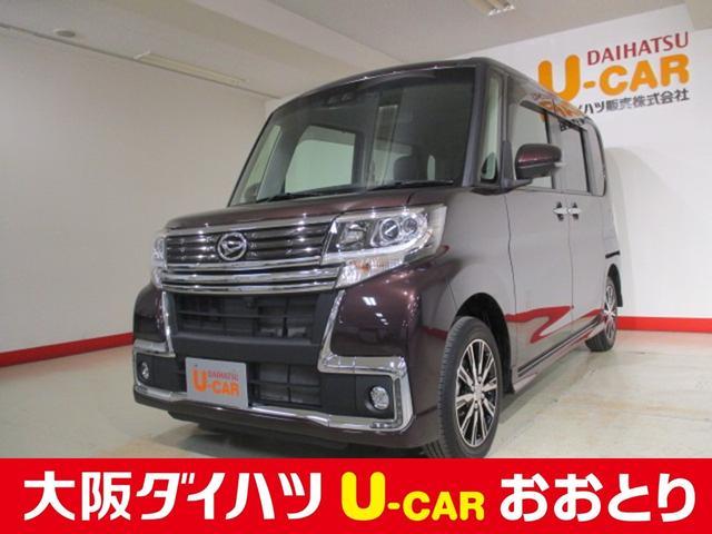 ダイハツ カスタムX トップエディションSAIII 4WD ナビ