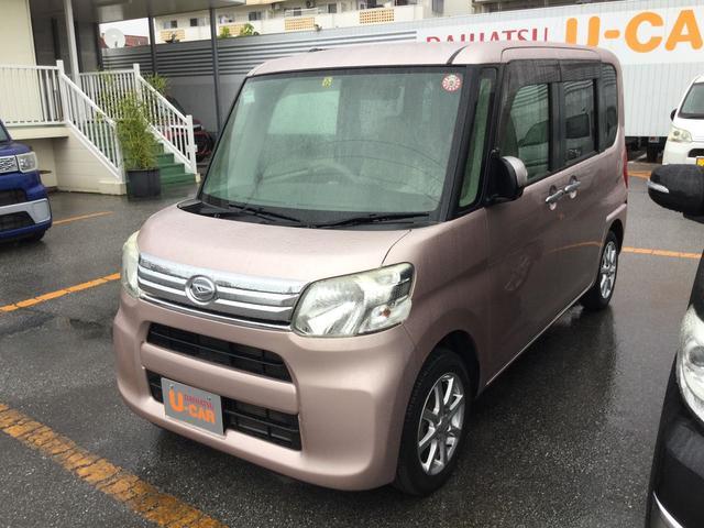 沖縄県の中古車ならタント G