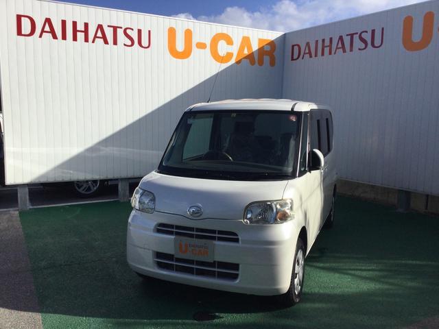 沖縄の中古車 ダイハツ タント 車両価格 48万円 リ済別 2010(平成22)年 3.8万km パールホワイト3