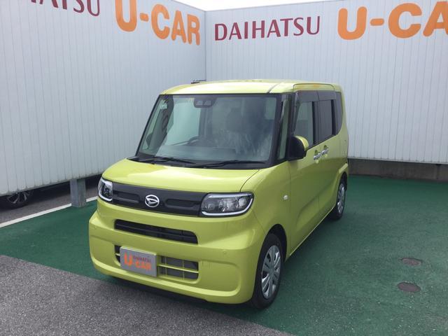 沖縄県浦添市の中古車ならタント Xセレクション