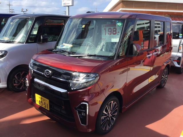 沖縄県浦添市の中古車ならタント カスタムRSセレクション