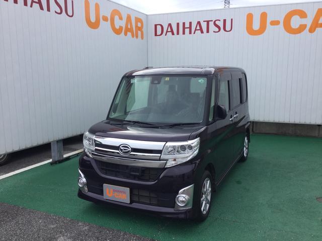 沖縄県の中古車ならタント スローパーカスタムX SAII