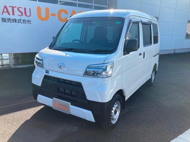 ダイハツ DX SAIII 4WD AT車