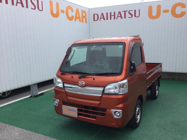 沖縄県の中古車ならハイゼットトラック EXT パワーウィンドウ キーレスエントリー 集中ドアロック CDチューナー