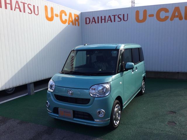 沖縄の中古車 ダイハツ ムーヴキャンバス 車両価格 142万円 リ済別 2020(令和2)年 7km ファインミントM