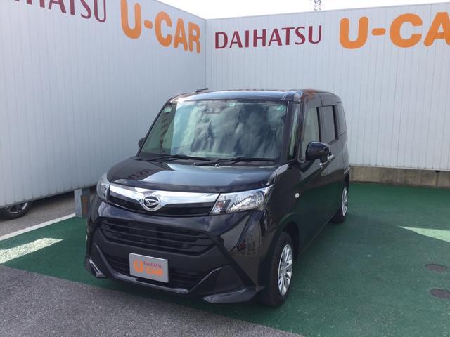 沖縄の中古車 ダイハツ トール 車両価格 149万円 リ済別 2020(令和2)年 0.3万km ブラックマイカM