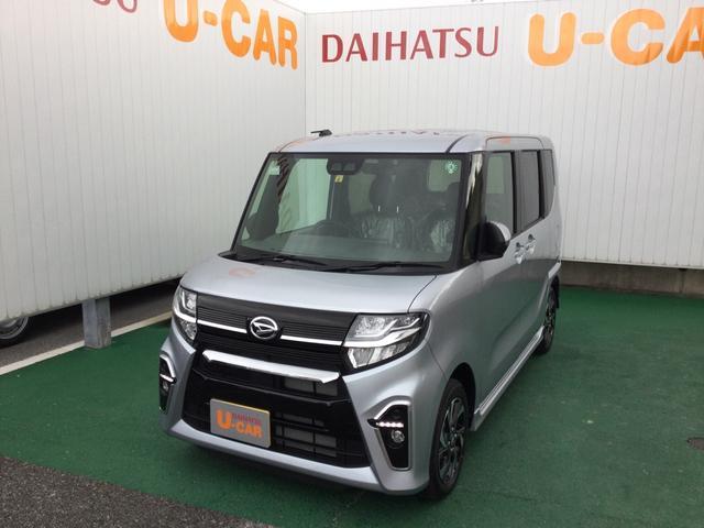沖縄の中古車 ダイハツ タント 車両価格 167万円 リ済別 2020(令和2)年 4km ブライトシルバーM