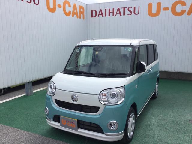 沖縄県浦添市の中古車ならムーヴキャンバス Gメイクアップリミテッド SAIII