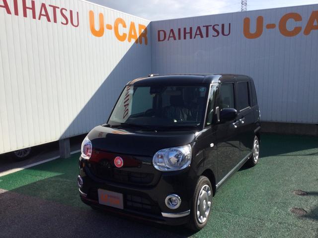 沖縄の中古車 ダイハツ ムーヴキャンバス 車両価格 143万円 リ済別 2020(令和2)年 6km ブラックマイカM