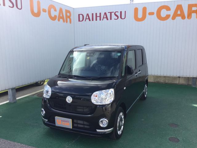 沖縄の中古車 ダイハツ ムーヴキャンバス 車両価格 143万円 リ済別 2020(令和2)年 7km ブラックマイカM