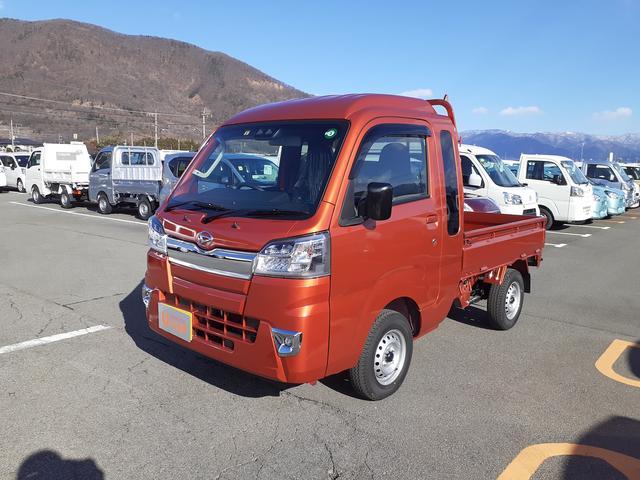 ダイハツ ジャンボSAIIIt 4WD AT 純正デッキ