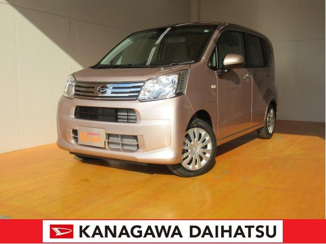 ダイハツ L SAIII -サポカー対象車- スマアシ Bカメラ オートエアコン キーフリー