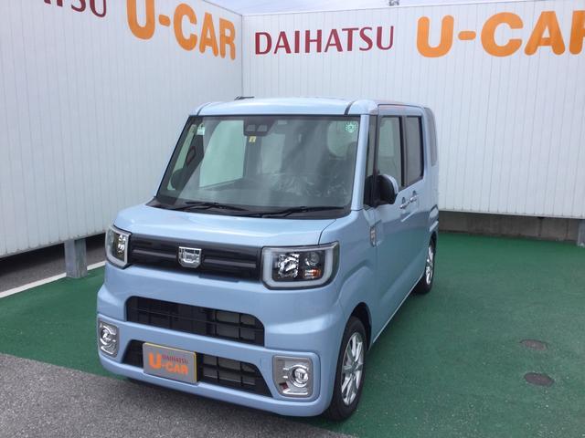 沖縄県名護市の中古車ならウェイク LリミテッドSAIII パノラマモニター 両側自動スライドドア LEDヘッド&フォグ