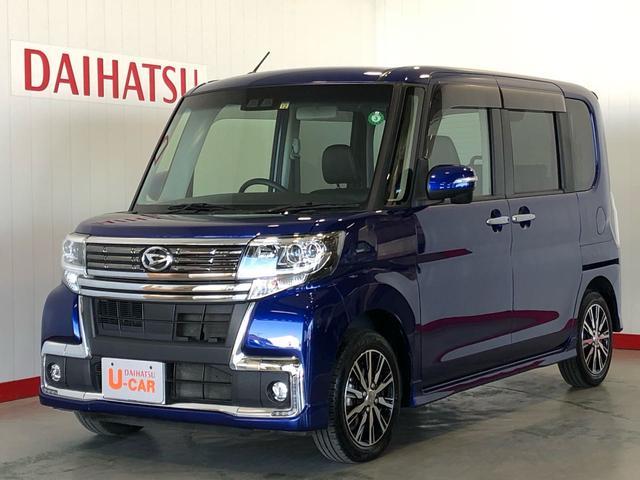 ダイハツ カスタムX トップエディションSAIII 純正ナビ 14インチアルミホイール
