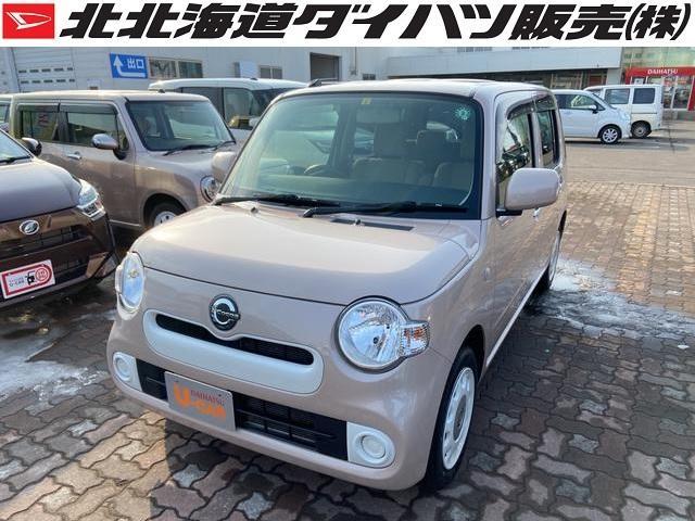 ダイハツ ココアX 4WD フルタイム4WD CVT アイドリングストップ CDチューナー