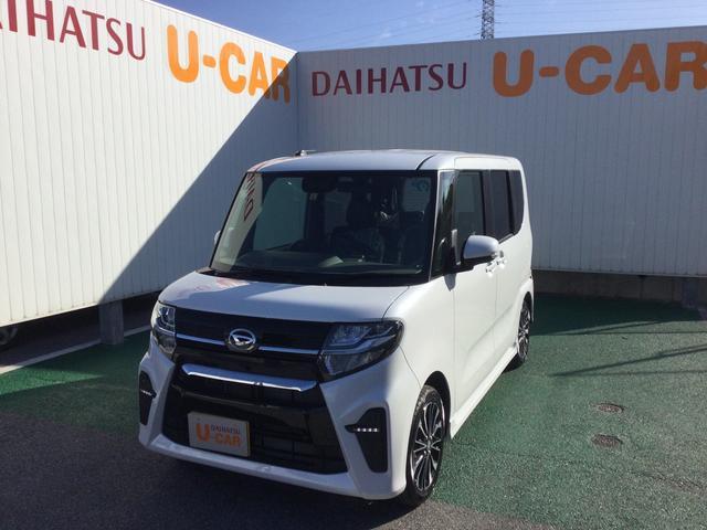 沖縄の中古車 ダイハツ タント 車両価格 174万円 リ済別 2020(令和2)年 6km シャイニングホワイトパール