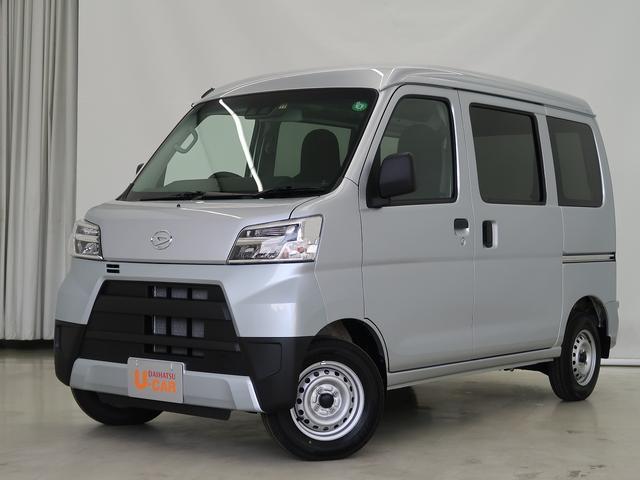 ダイハツ デラックスSAIII 4WD・AT・キーレス