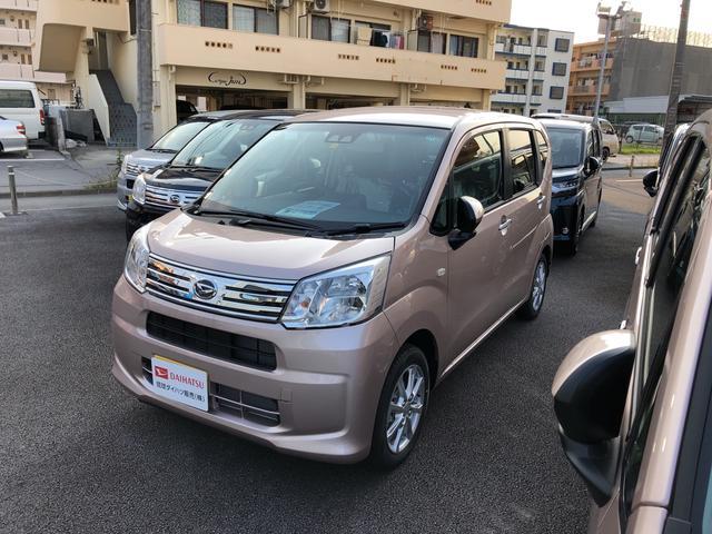 沖縄の中古車 ダイハツ ムーヴ 車両価格 122万円 リ済別 2020(令和2)年 3km ライトローズマイカM