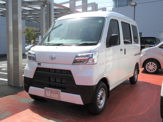 ダイハツ DX SAIII 4WD LEDヘッドライト AT